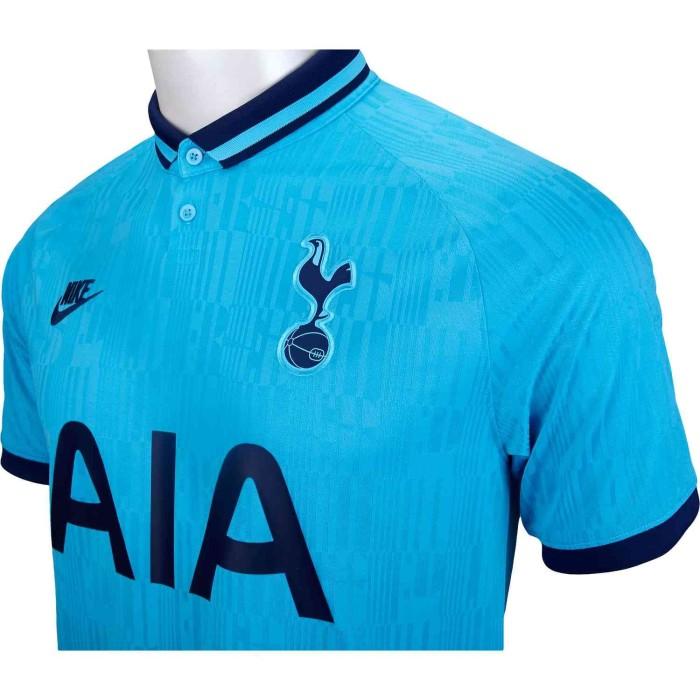 Jual Jersey Tottenham Hotspur 3rd 2019 20 Biru Muda M Jakarta Utara Warung Jersey Soccer Tokopedia
