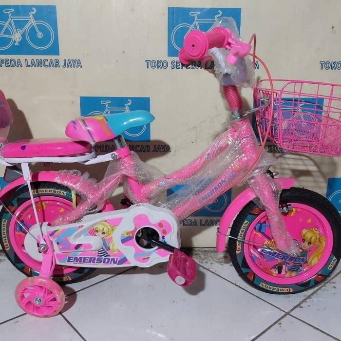 Jual Sepeda Anak Mini 12 Emerson - Jakarta Selatan - toko