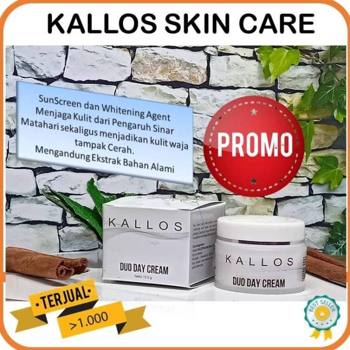 Jual Skin Care Kallos Pencerah Kulit Wajah Bahan Alami Jakarta Barat Osstore23 Tokopedia