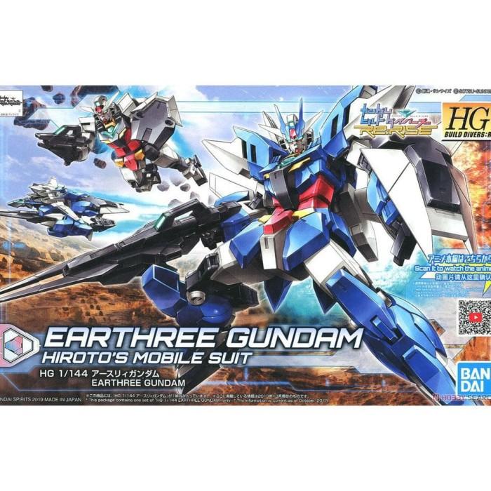 Jual Promo Akhir Tahun Hg 1 144 Hgbd R Earthree Gundam Hiroto Build Divers Kota Bekasi Ancolcollection Tokopedia