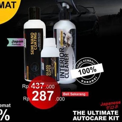 Jual Promo Shopee 12 12 Xc 416 Promo Paket Bundling 2 Perawatan Mobil Kota Tangerang Cahyo Store 3 Tokopedia