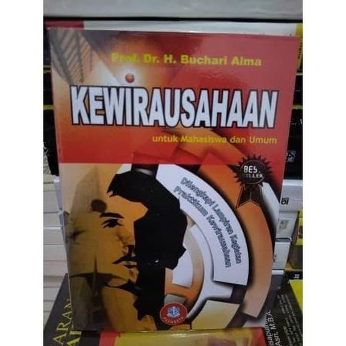 Jual Buku Murah Kewirausahaan Untuk Mahasiswa Dan Umum Oleh Buchari Jakarta Utara Leoyulianti Tokopedia