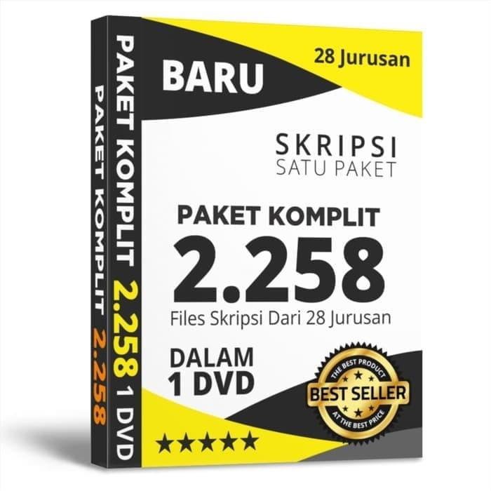 Jual Buku Microsoft Office Skripsi Pgsd S1 Document Download Jakarta Barat Salwadongoran Tokopedia
