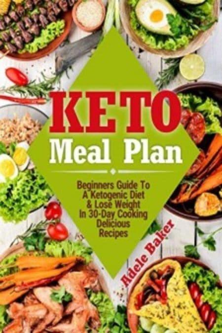 Jual Buku Buku Keto Meal Plan Beginners Guide To A Ketogenic Diet Lose Jakarta Selatan Vickyhastuti Tokopedia