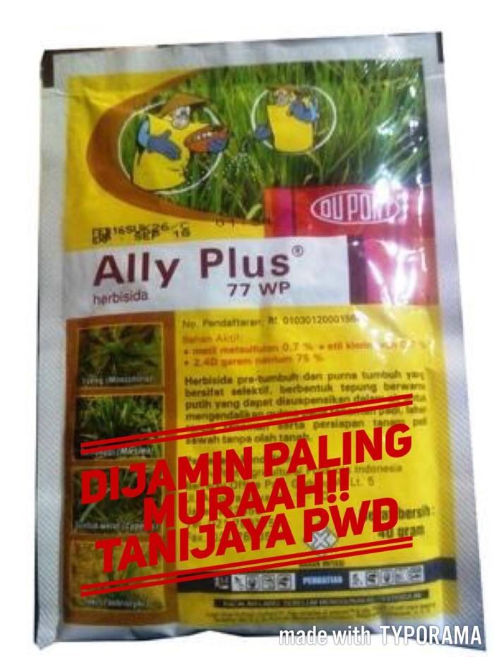 Foto Produk Herbisida PADI ALLY PLUS 77WP dari Mirzajaya789