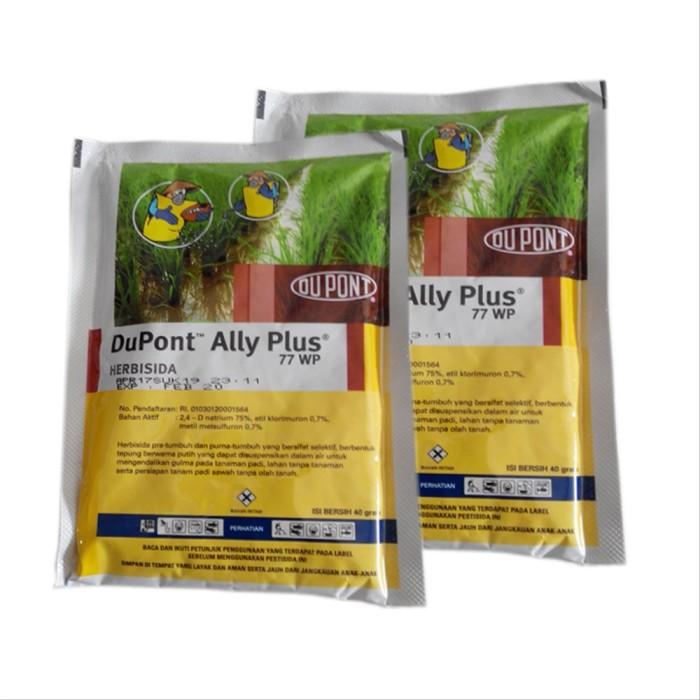 Foto Produk Herbisida Dupont Ally Plus 77 WP 40 Gram - Obat Untuk Matun Padi dari matteojaya897