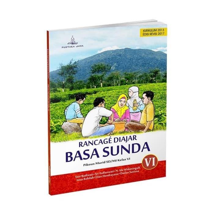 Jual Buku Terbaru Buku Bahasa Sunda Kelas 6 Sd Rancage Diajar Basa Jakarta Utara Wanipurwanti Tokopedia