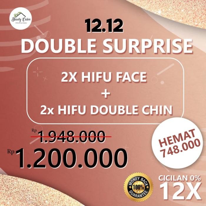 Jual Hifu Promo 12 12 2x Hifu Face 2x Double Chin Jakarta Pusat Rekova Collections Tokopedia