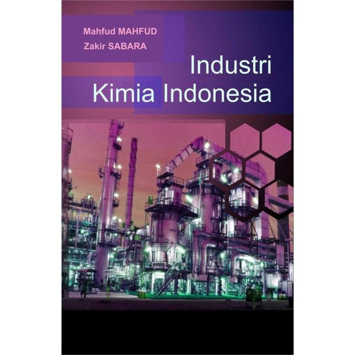 Jual Industri Kimia Indonesia Kab Sleman Gudang Bookqu Tokopedia