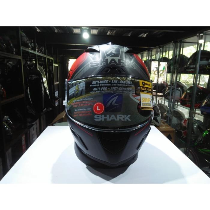 Foto Produk HELM SHARK RACE R PRO ZARCO MAT dari DK2 MOTOSHOP