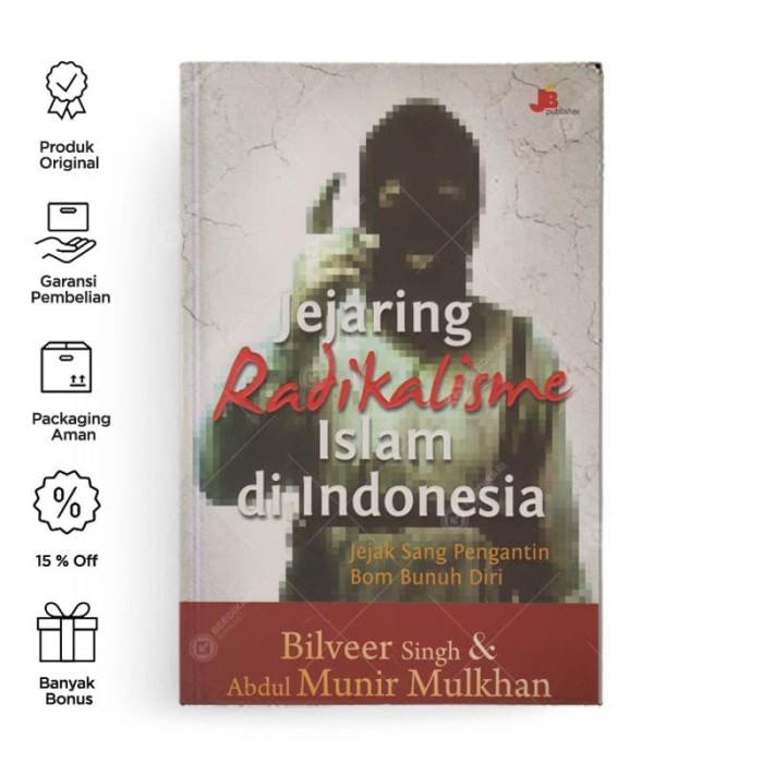 Foto Produk Jejaring Radikalisme Islam di Indonesia dari Berdikari Book