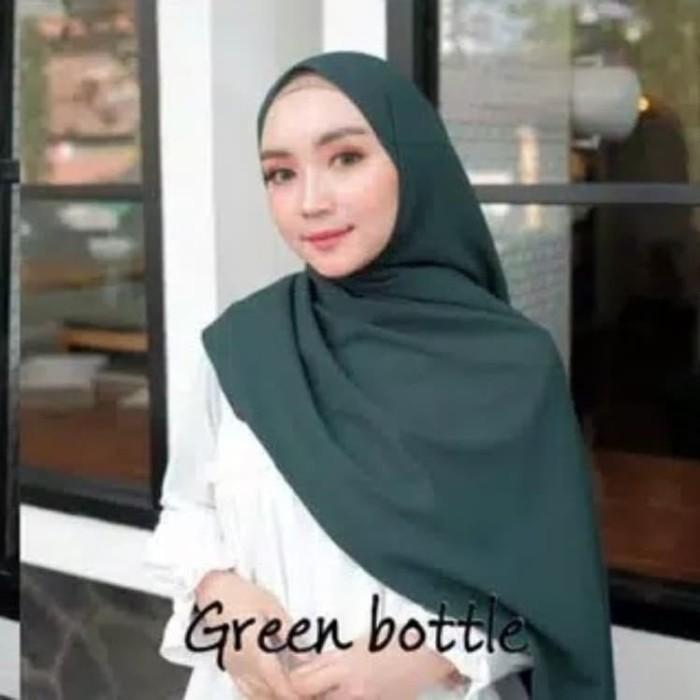 Jual Jilbab Hijab Kerudung Diamond Pashmina Diamond Polos Hitam Navy Pink Kota Bandung Gallery Hijab Store Tokopedia