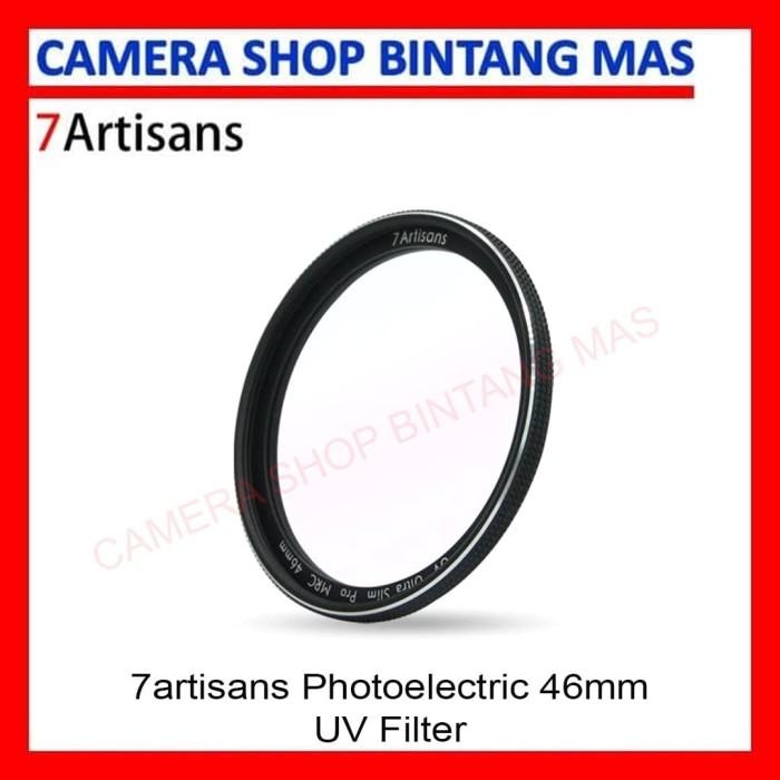 Foto Produk 7Artisans Photoelectric 46mm UV Filter dari Camera Shop Bintang Mas
