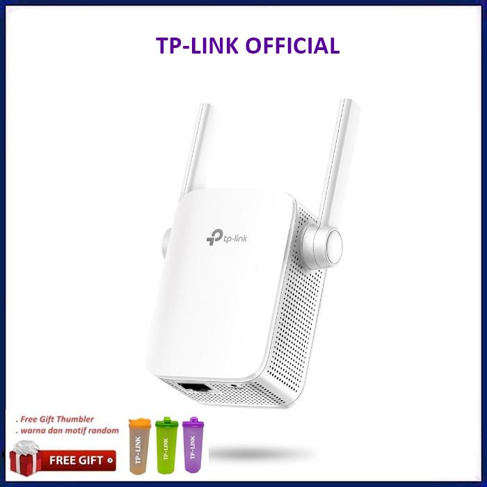 Foto Produk TP-Link TL-WA855RE - 300Mbps WiFi Range Extender TP LINK - TL WA855RE - Putih dari ORIGINAL IT SHOP