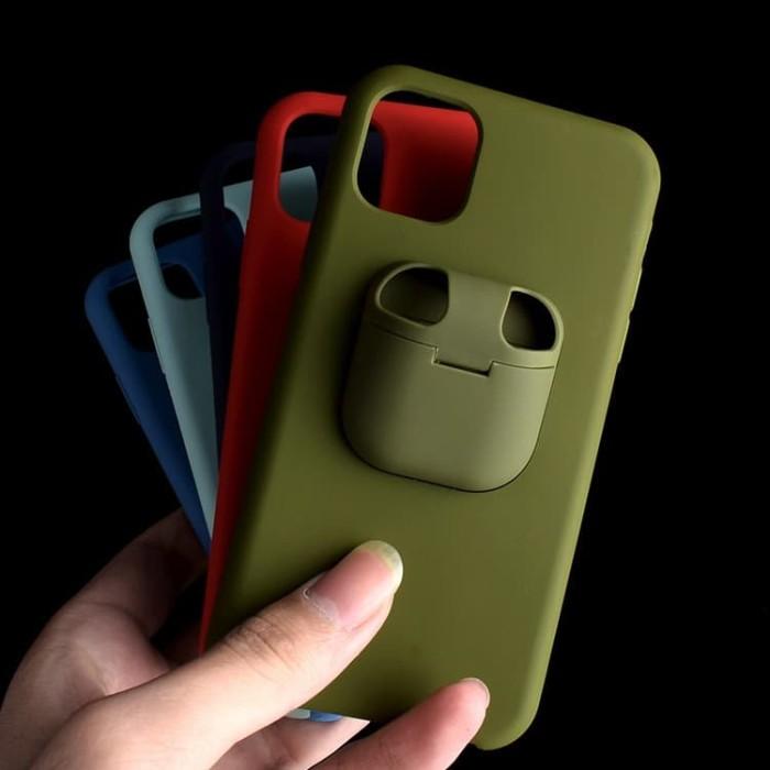 Jual Case Casing Iphone 11 11 Pro 11 Pro Max With Airpods Case Premium Jakarta Utara Bandar Aksesoris Tokopedia