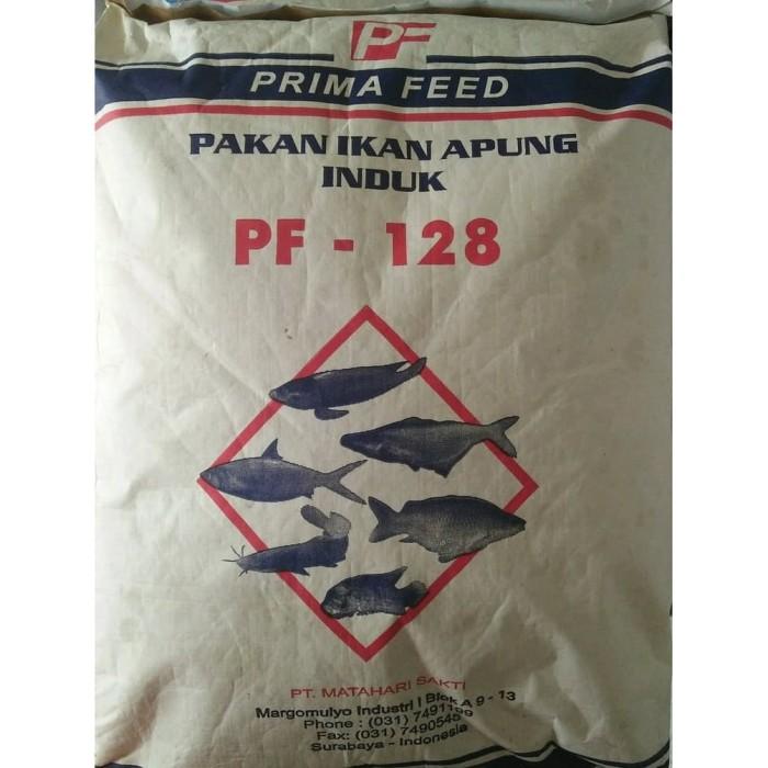 Jual Pakan Makanan Indukan Ikan Lele Nila Gurame Pelet Pf 128 Repack 1 Kg Jakarta Timur Saungikan Juga Tokopedia
