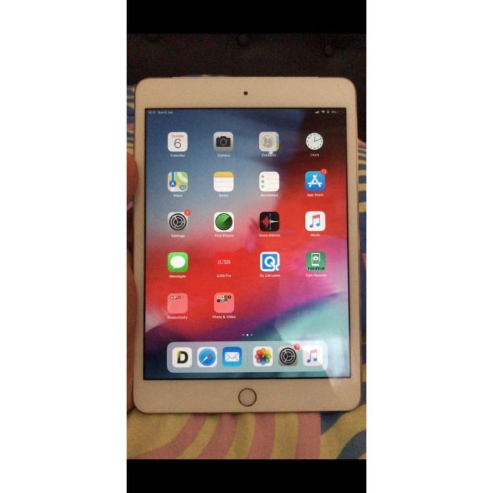 Foto Produk Ipad Mini 3 16 GB Wifi Celuller dari Pelapak Sombong
