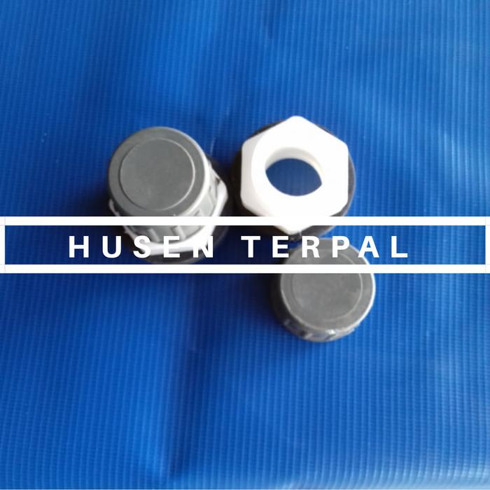 Foto Produk Pembuangan Air atau Foxing Khusus Kolam Terpal BerSlot Pipa dari husen jy tenda