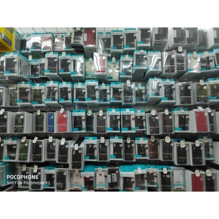 Foto Produk Hardcase Nilkin All Type Handphone 100% ORIGINAL - Hitam dari Cellular Mas