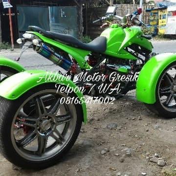 Jual Atv 200 Modifikasi Mesin Dorkas Motor Roda 3 Kab Gresik Akbar Motor Mini Tokopedia