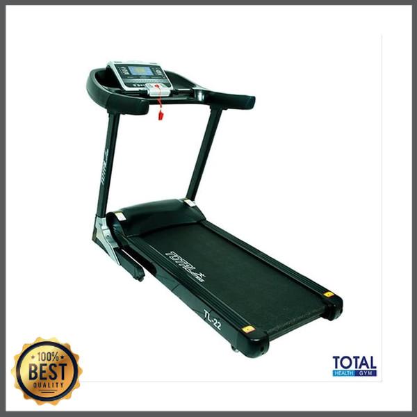 Jual Treadmill Tl 22 Motor 3hp Ac Bisa Cod Bayar Di Tempat Jakarta Pusat Maulidia Mart Tokopedia