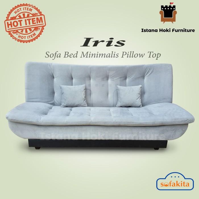 Jual Promo Gratis Ongkir Sofa Bed Reclyning Pillow Top Big
