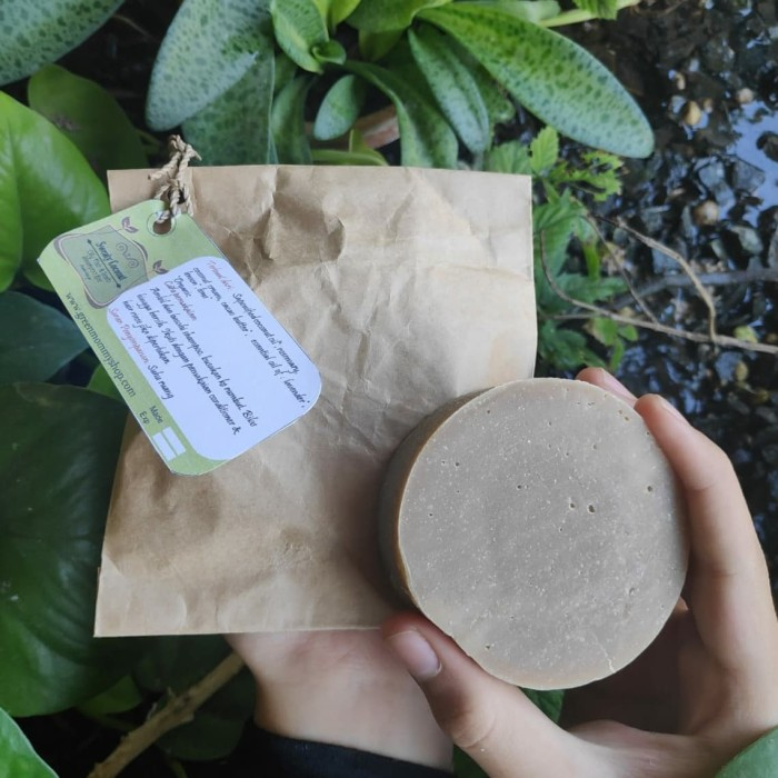 Foto Produk Sweaty Coconut (Rambut Berminyak) shampoo dari Green Mommy Shop