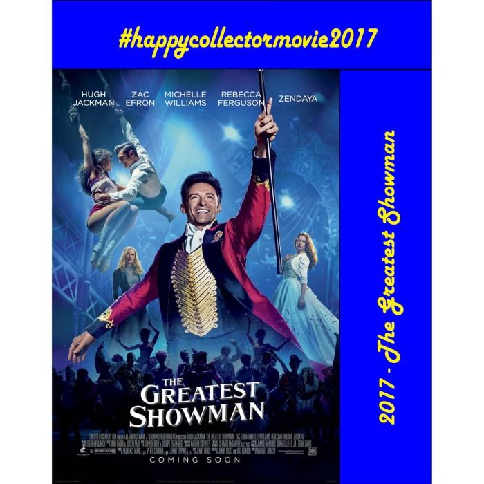 Jual Dvd The Greatest Showman 2017 Jakarta Selatan Happyc Shop Tokopedia