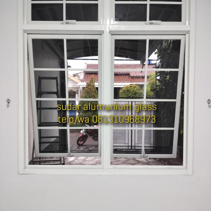 Jual Jendela Alumunium Murah Cemen Kota Tangerang Selatan
