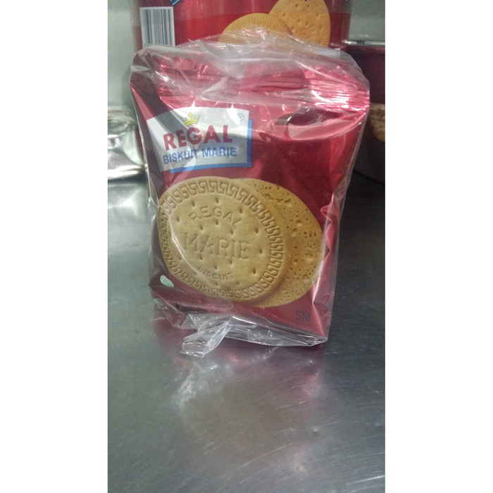 Foto Produk Biskuit regal renceng dari Murah Meriah Snack