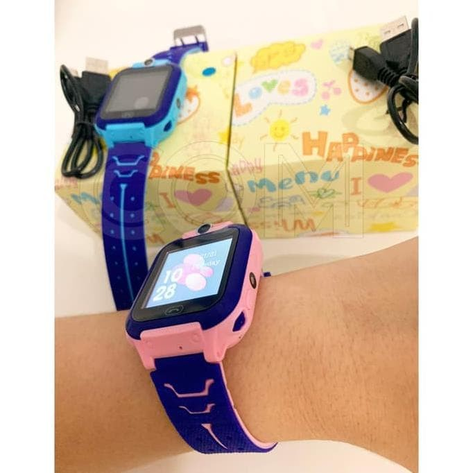 Foto Produk JAM TANGAN AIMO IMO IMOO WATCH PHONE ANAK SMARTWATCH MURAH ANTI AIR - dari BebefastShop