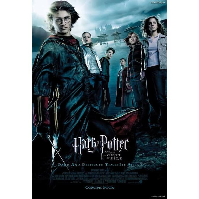 Jual Dvd Film Harry Potter And The Goblet Of Fire 2005 Kab Karawang Dvd Movie Update Tokopedia