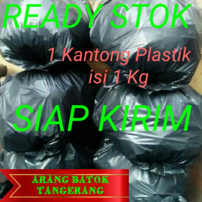 Foto Produk Arang Areng Batok Resto Food Grade per kantong Plastik dari Arang Batok Tangerang
