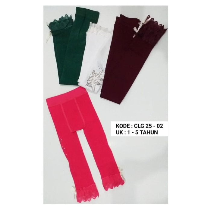 Jual Legging Import Anak Perempuan Celana Panjang Anak Perempuan 1 14 Jakarta Barat Hen Online Tokopedia