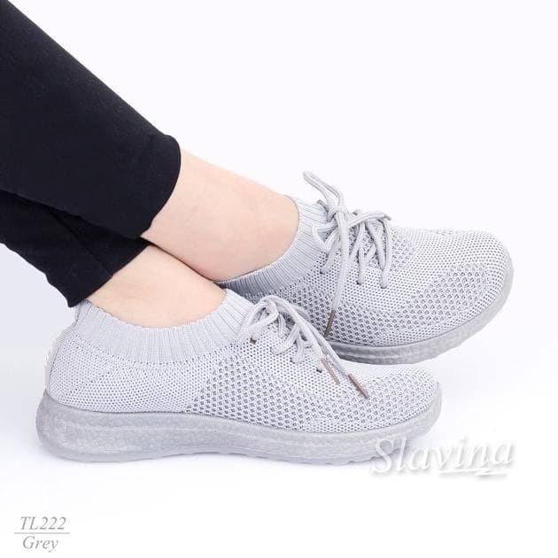 Jual Terbaru Sepatu Slavina Wennia Sneaker Tl222 Terlaris