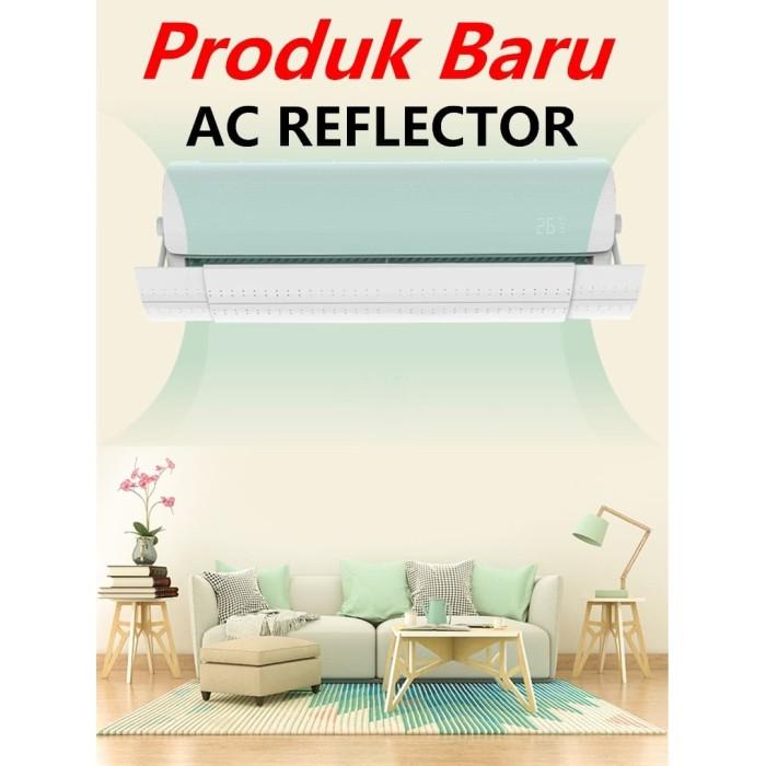 Foto Produk AC Air Screen Cover /Talang Angin AC/ Semua Ukuran AC 1-2PK-3PK dari tokolingli