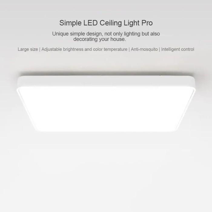 Led Ceiling Light Pro 220v 90w