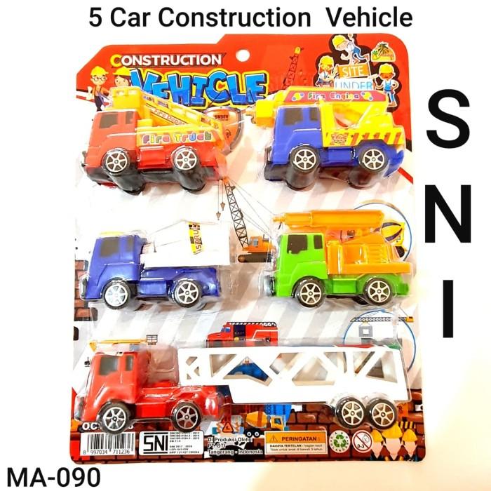 Jual Mainan Anak 1 Set Mobil Mobilan Kontraktor Hiburan Anak Jakarta Barat Liank Collection Tokopedia