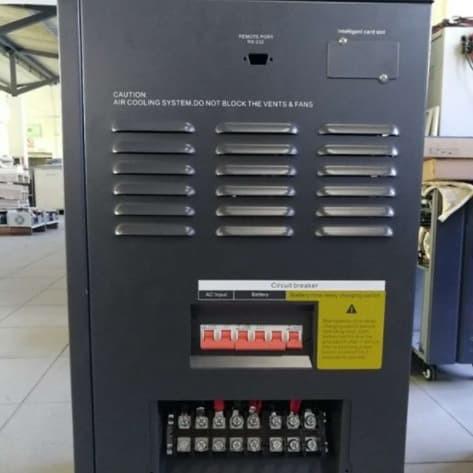Foto Produk inverter 10000 va 96v dc single phase 50hz, pure sine wive, DC to AC dari Simple Store