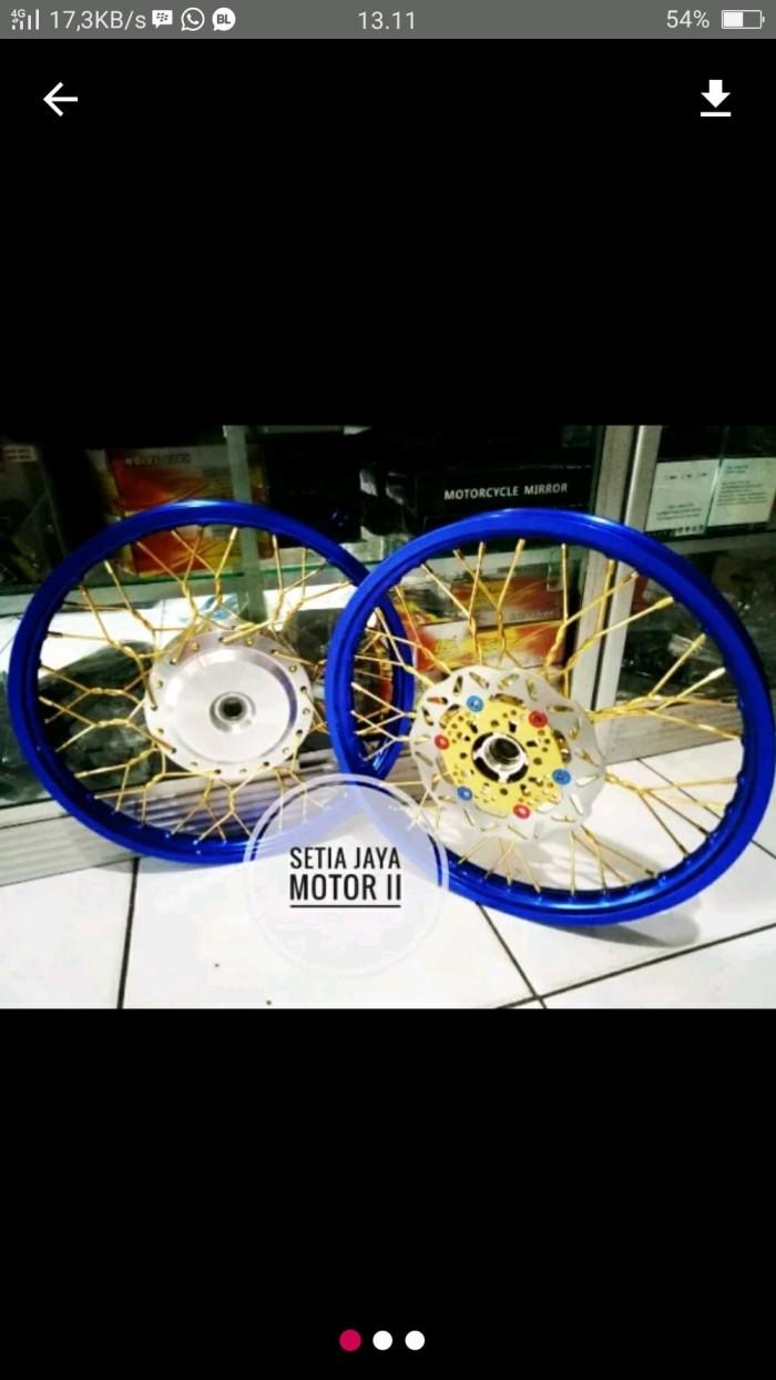 Jual Velg Jari Jari Jupiter Z1 Vega Zr Jupiter Z New Rosi Ring 17 Sepa Kota Tangerang Tiurma Galery