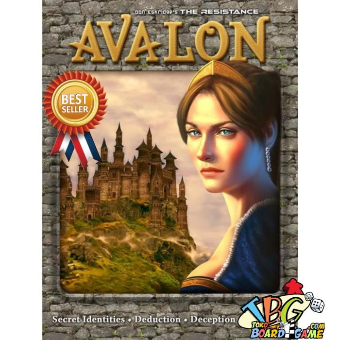 Foto Produk Resistance Avalon Board Game dari Toko Board Game