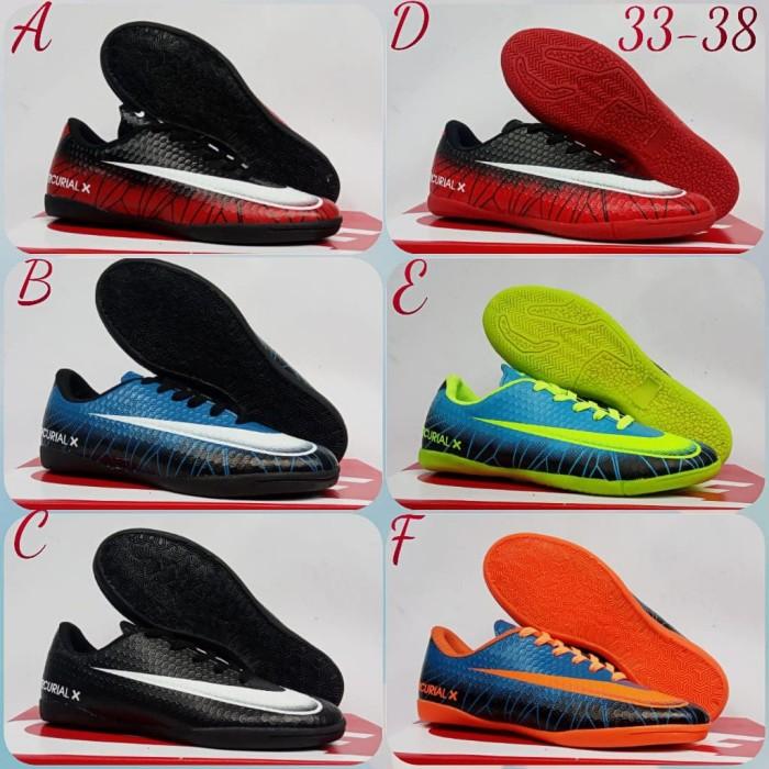 Foto Produk Sepatu Futsal Anak Nike Mercuriall dari AJJ SPORT