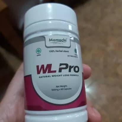 Foto Produk WL Pro Garcinia Cambogia Obat Pelangsing dari titan gel gold grosir