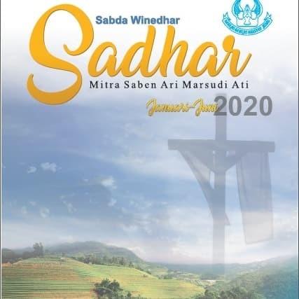 Foto Produk Sadhar Bahasa Jawa Edisi Januari-Juni 2020 dari GKJ Shop