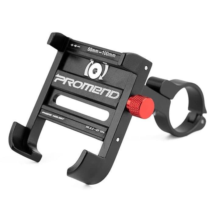 Foto Produk Promend SJJ275 Phone Holder Stang Sepeda Tempat HP dari vesantra