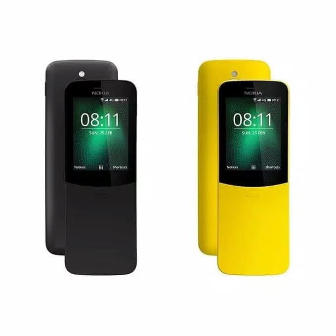 Foto Produk Nokia Pisang 8110 4G Original dari yakahana6444