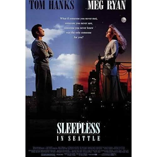 Jual Dvd Film Sleepless In Seattle 1993 Kab Karawang Dvd Movie Update Tokopedia