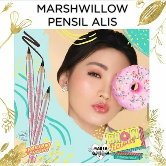 Foto Produk marswillow pensil alis dari YDY Shop
