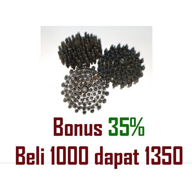 Foto Produk Jual Murah Bioball Bio Ball Filter Rambutan 3.8 cm dari Gudang Metro JKT