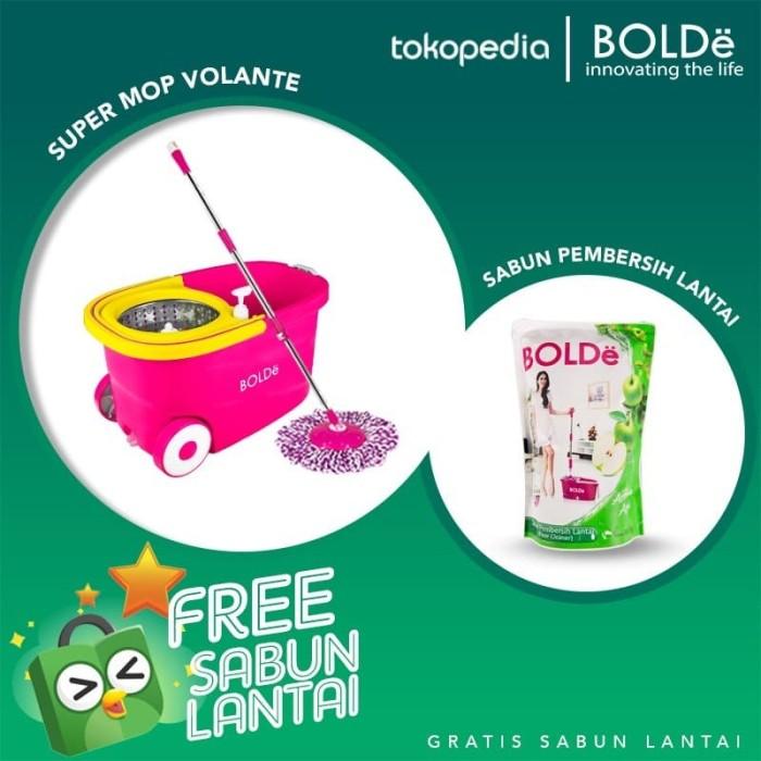Foto Produk Super Mop Volante Free Pembersih Lantai dari BOLDe Official Store